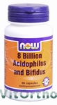 8 BILLION ACIDOPHILUS AND BIFIDUS - Mulder1720