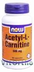 ACETYL L-CARNITINE 500 MG - Mulder1721