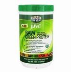 Juvo raw green protein1809