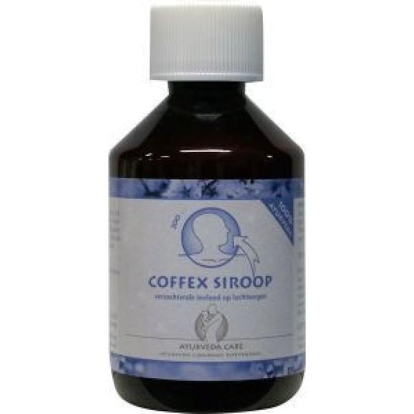 Coffex kruidensiroop - Ayurveda Health